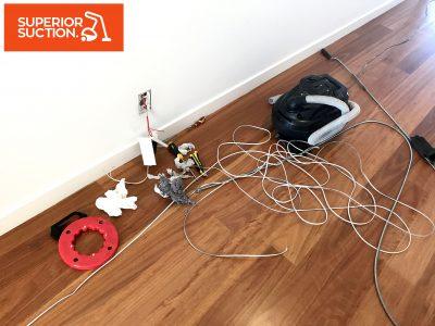 Ducted Vacuum Unblocking 2