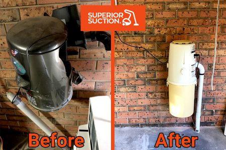 Ducted Vacuum Repair